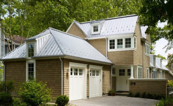 Advantage of Metal Shingles Roofing