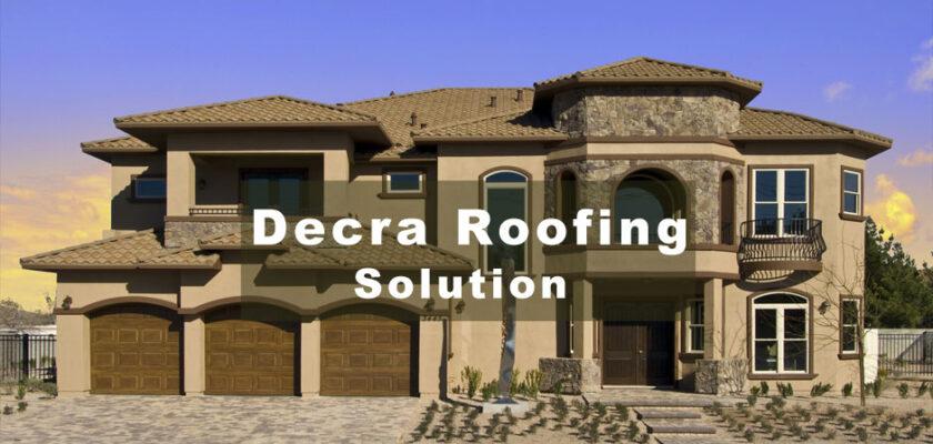 Decra Roofing Solution
