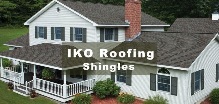 IKO Roofing Shingles